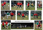 Hythe & Dibden vs Verwood Game-at-a-Glance