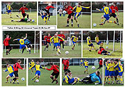 Totton & Eling vs Verwood Game-at-a-Glance