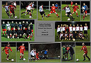 Floodlit Friendly 2nd Half Game-at-a-Glance
