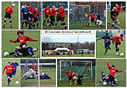 AFC Aldermaston vs Verwood Game-at-a-Glance