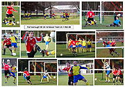 Farnborough NE vs Verwood Game-at-a-Glance