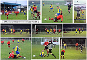 Whitchurch vs Verwood Game-at-a-Glance