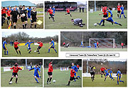 Verwood vs Petersfield Game-at-a-Glance