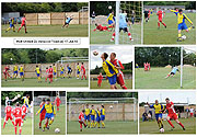 Holt vs Verwood Game-at-a-Glance