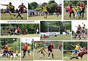 Lyndhurst vs Verwood Game-at-a-Glance