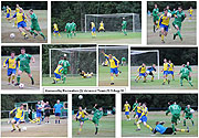 Hamworthy vs Verwood Game-at-a-Glance