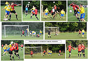 Parley Sports vs Verwood  Game-at-a-Glance