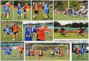 AFC Portchester vs Verwood  Game-at-a-Glance
