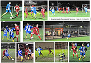 Bournemouth vs Verwood Game-at-a-Glance