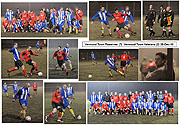 Verwood Res vs Veterans Game-at-a-Glance