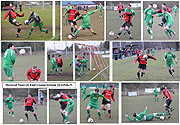 Verwood vs East Cowes Victoria Game-at-a-Glance