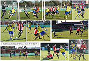 East Cowes Victoria vs Verwood Game-at-a-Glance