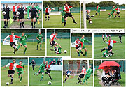 Verwood vs East Cowes Game-at-a-Glance