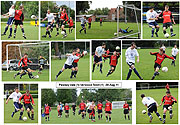 Pewsey Vale Verwood Game-at-a-Glance