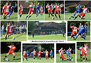 Blandford vs Verwood Game-at-a-Glance