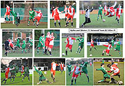Hythe and Dibden vs Verwood Game-at-a-Glance
