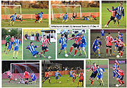 Whitchurch United vs Verwood Game-at-a-Glance