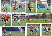 East Cowes vs Verwood Game-at-a-Glance