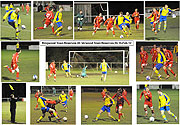 Ringwood Town Reserves  vs Verwood Game-at-a-Glance