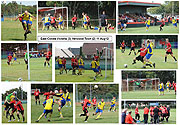 East Cowes Vics  vs Verwood Game-at-a-Glance
