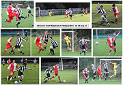 Verwood vs Rossgarth XI Game-at-a-Glance