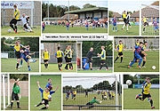 New Milton vs Verwood Game-at-a-Glance