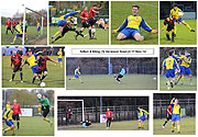 Totton vs Verwood Game-at-a-Glance