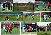 Verwood vs Blackfield Game-at-a-Glance