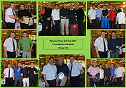 Golfday Awards At-a-Glance