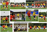 Portchester vs Verwood Game-at-a-Glance