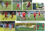 Verwood vs Roman Glass St George  Game-at-a-Glance