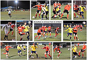 Moneyfields vs Verwood Game-at-a-Glance