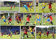 Newport vs Verwood Game-at-a-Glance