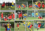 Verwood vs Newport Game-at-a-Glance