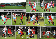 Verwood vs Folland Sports Game-at-a-Glance