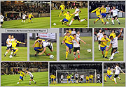 Salisbury vs Verwood Game-at-a-Glance