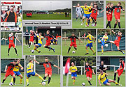 Verwood vs Alresford Game-at-a-Glance