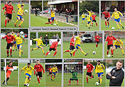 Lymington vs Verwood Game-at-a-Glance