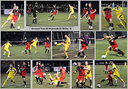 Verwood vs Weymouth Game-at-a-Glance