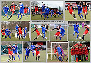 Verwood vs Andover Game-at-a-Glance