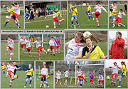 Verwood vs Blandford Game-at-a-Glance
