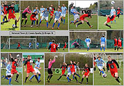 Verwood vs Cowes Game-at-a-Glance