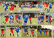 Verwood vs Fareham Town Game-at-a-Glance