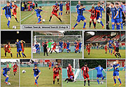 Fareham Town vs Verwood Game-at-a-Glance