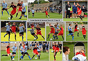 Cowes vs Verwood Game-at-a-Glance
