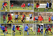 Verwood vs Cowes Sports Game-at-a-Glance