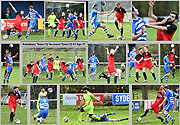 Amesbury Town vs Verwood  Game-at-a-Glance