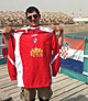 Town Shirt Appears in Afghanistan!