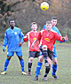 Wistful reflections as Whitchurch win